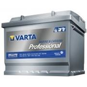 Аккумулятор VARTA Professional DC 930075065 Габариты мм: 278*175*190, 75 Ач, 650 А,12 B, правый плюс фото