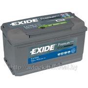 Аккумуляторы EXIDE EA1000 фото