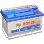 Аккумулятор BOSCH 6CT-72 0092S40070 BOSCH S4, правый плюс фото