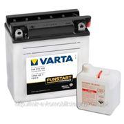 Аккумулятор VARTA fun start fresh pack 12V 509014008 9 Ач, 136*76*134, 80А, левый плюс фото