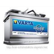 Аккумулятор Varta Start-Stop Plus 12V 580901080 F21 80 Ач, 315x175x190, 800А, правый плюс фото