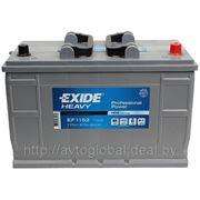 Аккумуляторы EXIDE EF1152 фото
