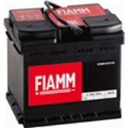 Аккумулятор FIAMM 6CT-44 (0) 544 107 039 DIAMOND, Габариты:207х175х190, 44Ач, 390А, правый плюс фото