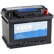Аккумуляторы EXIDE EC502 фото