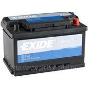 Аккумуляторы EXIDE EC652 фото