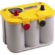 Аккумулятор VARTA Optima Yellow Top yt u - 4.2 814254000 Габариты мм: 254*175*200, 55 Ач, 765 А,12 B, левый плюс фото