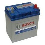 Аккумулятор BOSCH 6CT-40 Asia 0092S40180 BOSCH S4, правый плюс фото