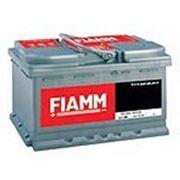 Аккумулятор FIAMM 6CT-74 (0) L3 74 (7903776) TITANIUM, 278х175х190, 12 В, 74 Ач, 680А, правый плюс фото