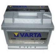 Аккумулятор VARTA SILVER Dynamic 12V 574402075 (575121072) E38 74 Ач, 278x175x175, 750А, B13, правый плюс фото