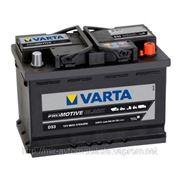Аккумулятор VARTA PROmotive black 566047051 HEAVY DUTY Габариты мм: 278*175*190, 66Ач 510А,12 B, левый плюс фото