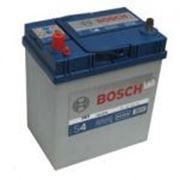 Аккумулятор BOSCH 6CT-40 Asia 0092S40190 BOSCH S4, левый плюс фото
