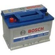 Аккумулятор BOSCH 6CT-74 0092S40090 BOSCH S4, левый плюс фото