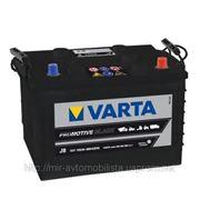 Аккумулятор VARTA PROmotive black 635042068 HEAVY DUTY Габариты мм:360*253*240, 135Ач 680А,12 B, левый плюс фото