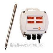 Датчик влажности подключаемым зондом влажности/температуры hygrotest 650 фото