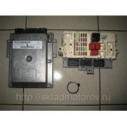 Блок управления двигателя 9665066380 9661256980 для Peugeot Boxer / Citroen Jumper 2.2HDI 120л.с. фото