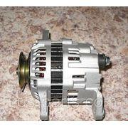 Генератор для двигателя погрузчика Mitsubishi S4S фото