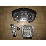 Блок управления на Ford Focus 1.8TDCI 4M51-12A650-JK SIEMENS 5WS40303J-T SID2.2 3ANK J38AC фото