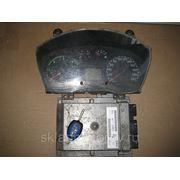 Блок управления ЭБУ ECU 6C11-12A650-AL 9DCL DCU101 VP6C1U14A638AD для Ford Transit 2.4TDCI 2007г фото