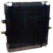 """Радиатор охлаждения МАЗ-5433, 54328 (медный, 3-рядный) """"ШААЗ"""" фото"""