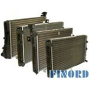 Радиатор охлаждения HYUNDAI GETZ 1.6L MT (02-) фото
