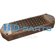 Радиатор масляный!\Scania P/R/4-Series дв. DC16, 1448933 (HD 301202) фото