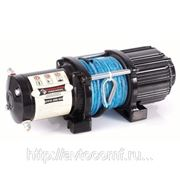 Лебедка Dragon winch DWM 4500 HD Synthetic Серия Highlander