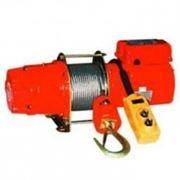 Лебедка электрическая KDJ-300/220В/30 м. фото