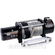 Лебедка электрическая Unity 9500 12V с синтетическим тросом фото