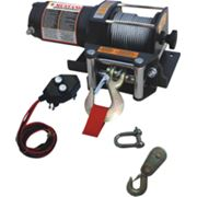 Авто-электролебёдка СТ12001 MUSTANG тяговое усилие 907 кг фото