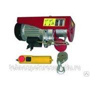 Таль электрическая РА (тельфер) г/п 250/500 кг Н=12/6 м