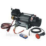 Электрическая лебедка для эвакуатора SportWay X16800 24V фото