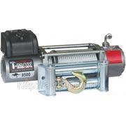 Лебедка автомобильная электрическая T-MAX EW-9500 OFF-ROAD Improved 12В фото