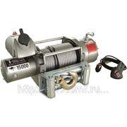 Лебедка автомобильная электрическая T-MAX EW-15000 OUTBACK 12В фото