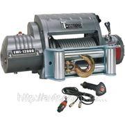 Лебедка автомобильная электрическая T-MAX EWI-12000 OUTBACK Integrated 12В фото