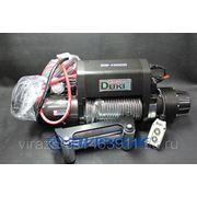 Лебедка автомобильная DW-10000i 12V/4540kg 10mm 28m