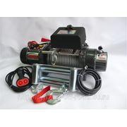 Автомобильная электрическая лебедка SportWay X12500 12V фото