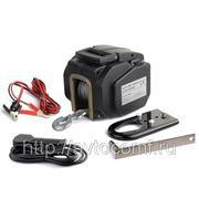 Автомобильная универсальная электрическая лебедка SportWay EW3500 (на фаркоп) фото