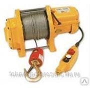 Лебедка электрическая г/п 250/500 кг Н=30/15 м