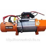 Лебедка SC10000 спортивная сверхбыстрая 12V с тяговым усилием 4500 кг (цвет оранжевый)