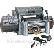 Лебедка автомобильная электрическая T-MAX EWI-10000 OUTBACK Integrated 12В фото