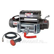 Автомобильная электрическая лебедка SportWay WS8500i 12V фото