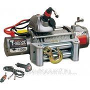 Лебедка автомобильная электрическая T-MAX EW-11000 OUTBACK 12В фото