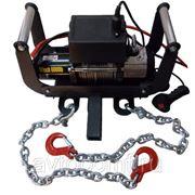 Лебедка быстросъемная электрическая 6000 Lb 12V фото