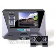 Автомобильный видеорегистратор Visiondrive VD-7000W 2CH (2 камеры)