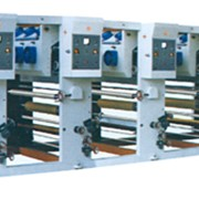 6-цветная машина высокой печати PU-ASY- 600, 800, 1000 фото