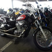 Мотоцикл чоппер No. B5765 Honda STEED 400 фото