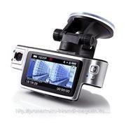 X9000 Car DVR 720P HD Motion Detection Night Vision HDMI Dual Camera фото