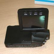 Автомобильный видеорегистратор HD DVR 005 фото
