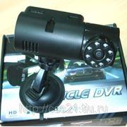 Автомобильный видеорегистратор Vehicle DVR фото