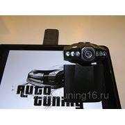 Автомобильный видеорегистратор HD DVR фото